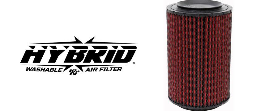 Filtro K&N para Volvo FH