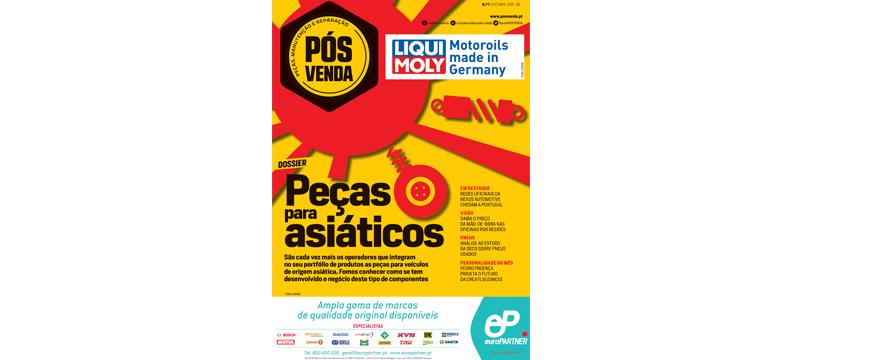 Capa Revista PÓS-VENDA 1