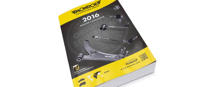 Catálogo 2016 da Monroe