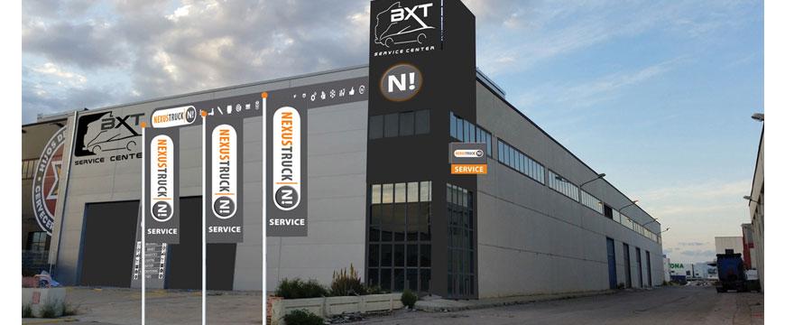 Nova rede de oficinas da Nexus Automotive