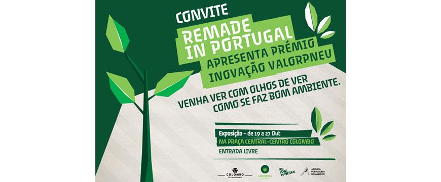 Convite exposição Valorpneu