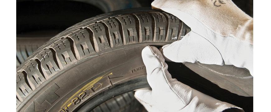 Estudo de pneus da DECO põe em causa pneus usados