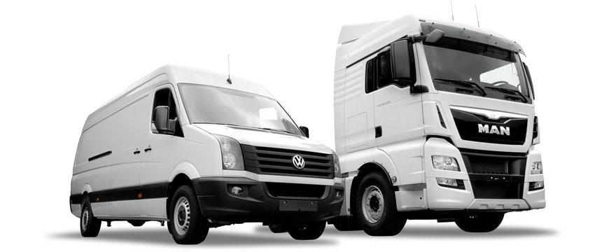 Novo MAN TGE nasce da parceria com a Volkswagen