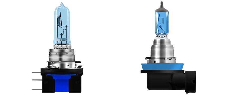 Novas lâmpadas Osram Cool Intense Blue