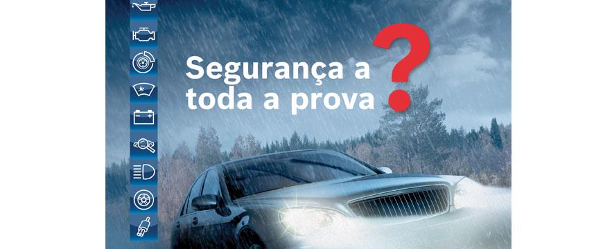 campanha de segurança Bosch