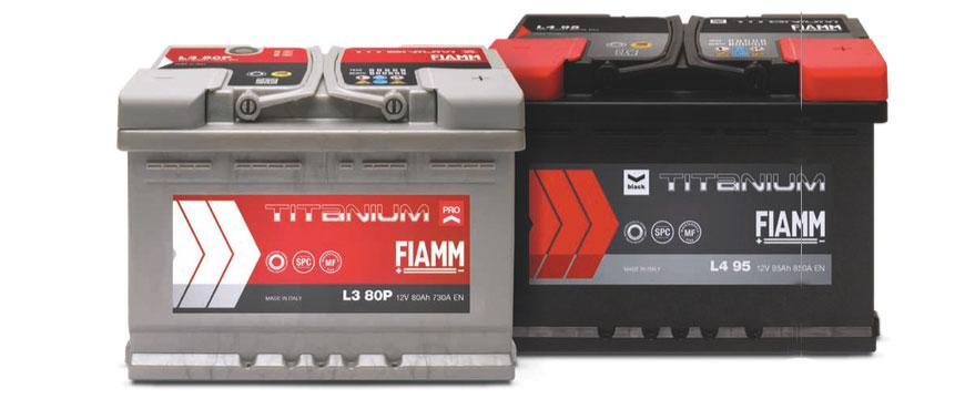 novas baterias fiamm