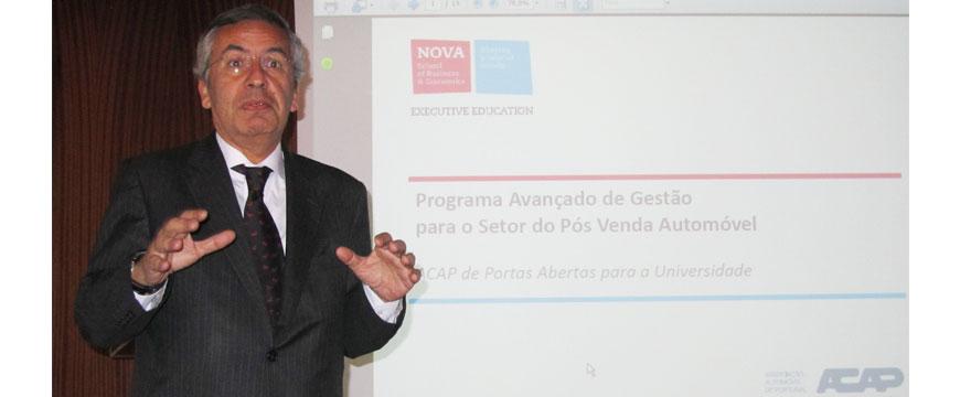 formação ACAP - Universidade Nova