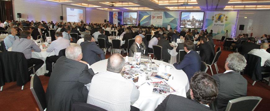 Congresso Grupo Serca no Porto