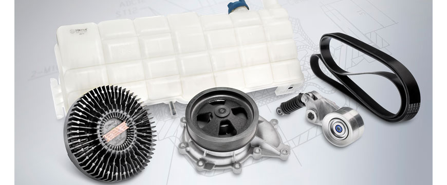 Meyle reforça gama de produtos de refrigeração para veículos comerciais