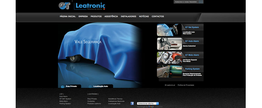 novo site leatronic
