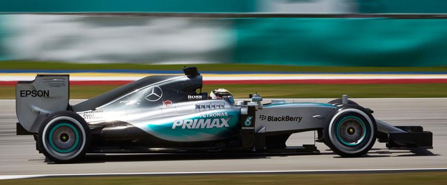 Spies Hecker e Fórmula 1