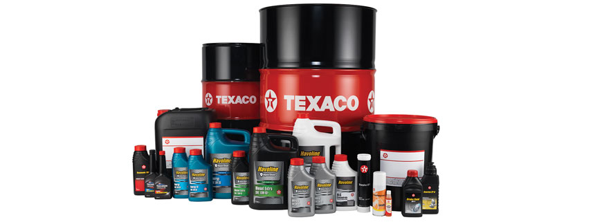 ABLubs comercializa em exclusivo lubrificantes Texaco