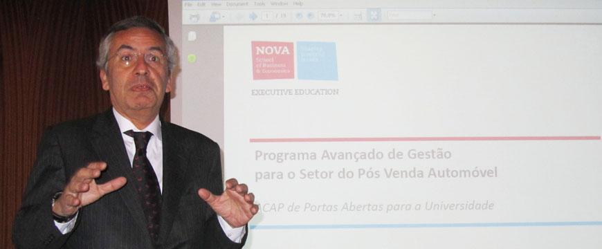 ACAP + Universidade Nova