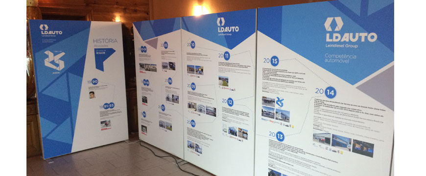 LD Auto comemora 25 anos de história