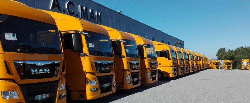 Patinter compra camiões MAN