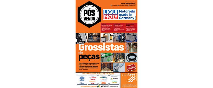 Revista Pós-Venda 3 - Dezembro