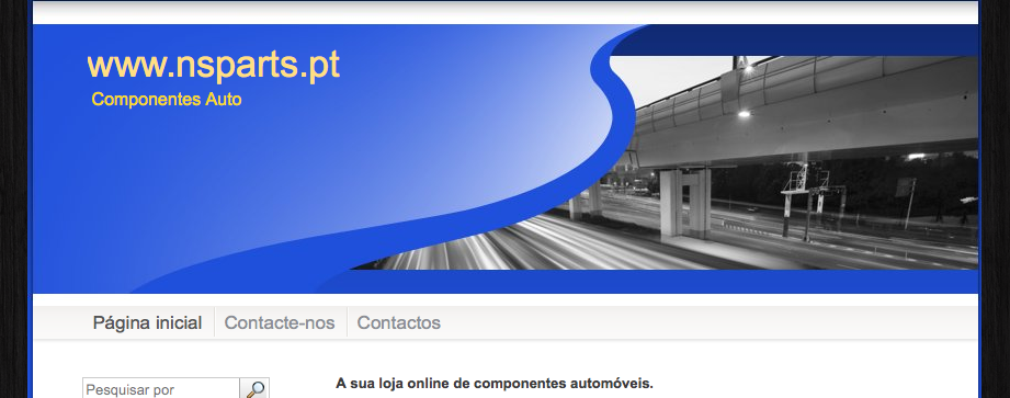 Nsparts é um site especializado em bombas de combustível