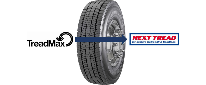 Goodyear Dunlop Next Tread
