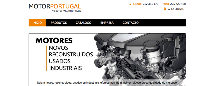 motor portugal
