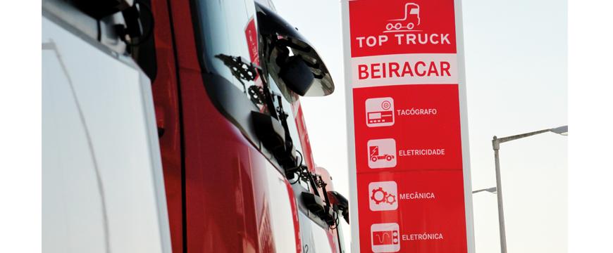 Garantia europeia Top Truck