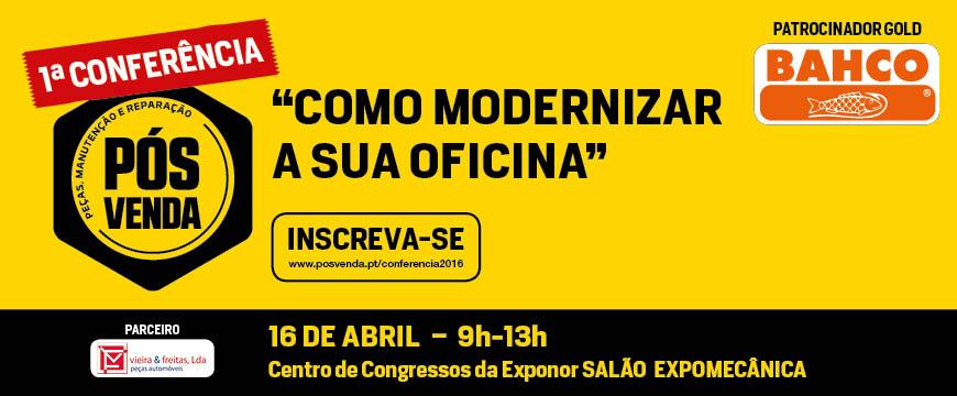 Bahco patrocinador gold da Conferência PÓS-VENDA