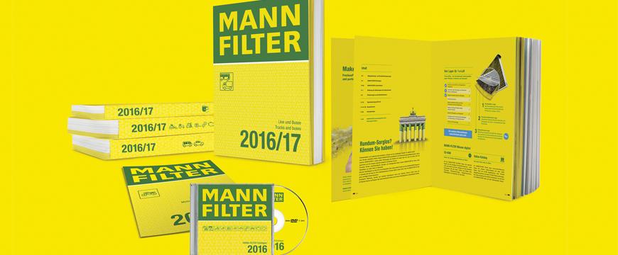 Mann-Filter catálogo