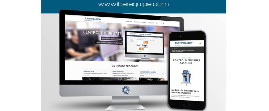 Site Iberequipe