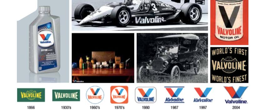 Valvoline 150 anos