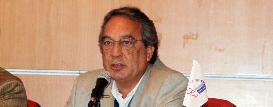 Novo presidente da ANECRA - Alexandre Ferreira