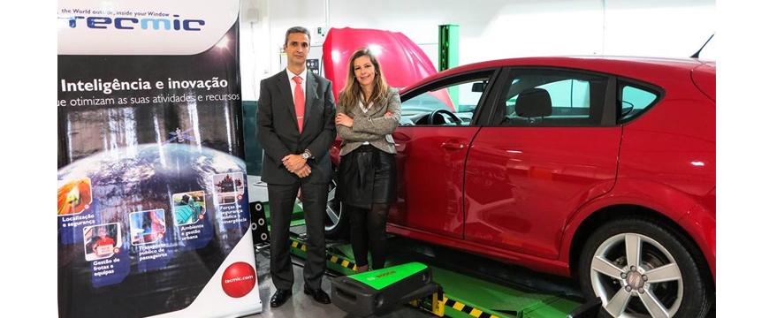 Parceria Tecmic e Bosch Car Service