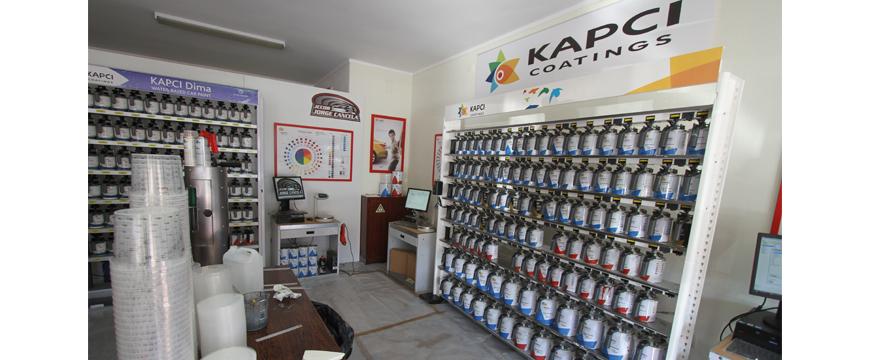 JCCOR importador Kapci Coatings