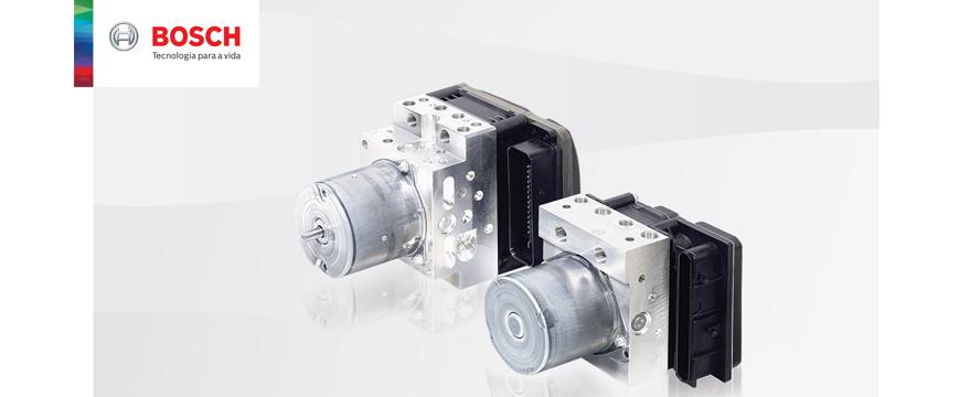 Bosch Electronic Service no Expomecânica