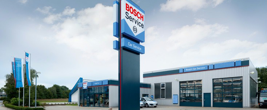 Bosch car service eleita maior rede de oficinas em for Bsch oficinas