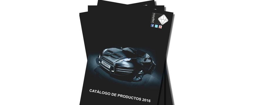 Zaphiro catálogo 2016