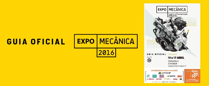 Guia Expomecânica 2016