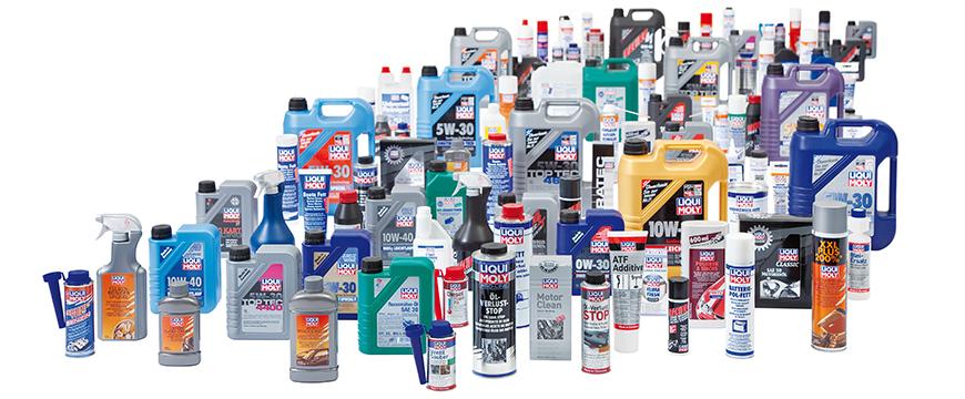 Liqui Moly produtos