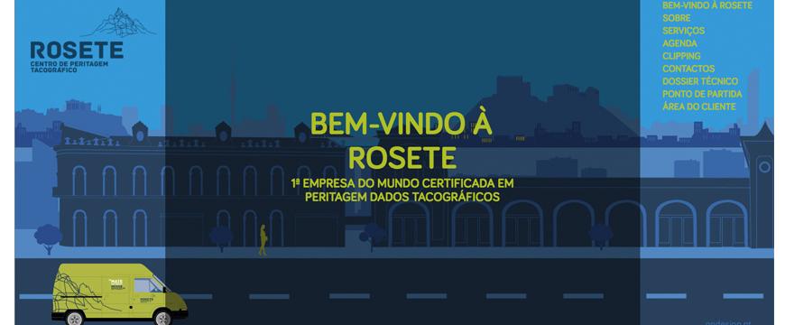 Novo site Rosete