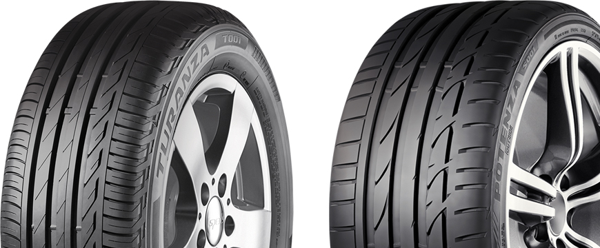 Bridgestone e BMW
