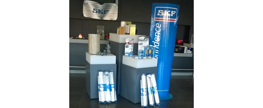 Civiparts e SKF
