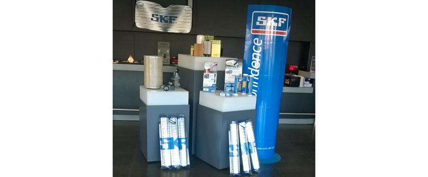 Civiparts e SKF