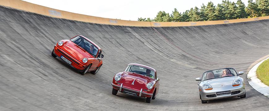 Pneus Pirelli nos clássicos Porsche