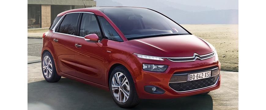 Citroën C4 Picasso recolha à oficina