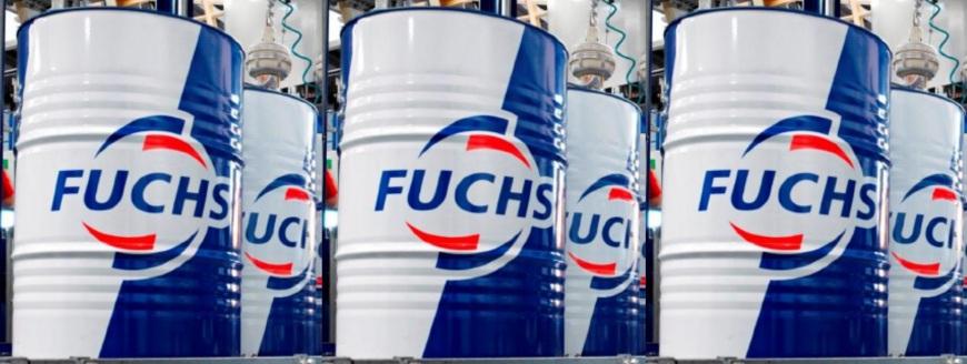 Novo aprovação oficial MAN para a Fuchs