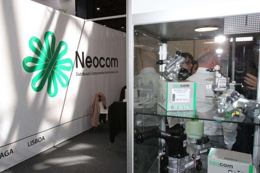 Caixas de direção elétricas como novidade da Neocom na Mecânica