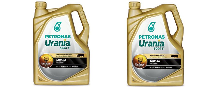 Petronas Urania com ViscGuard