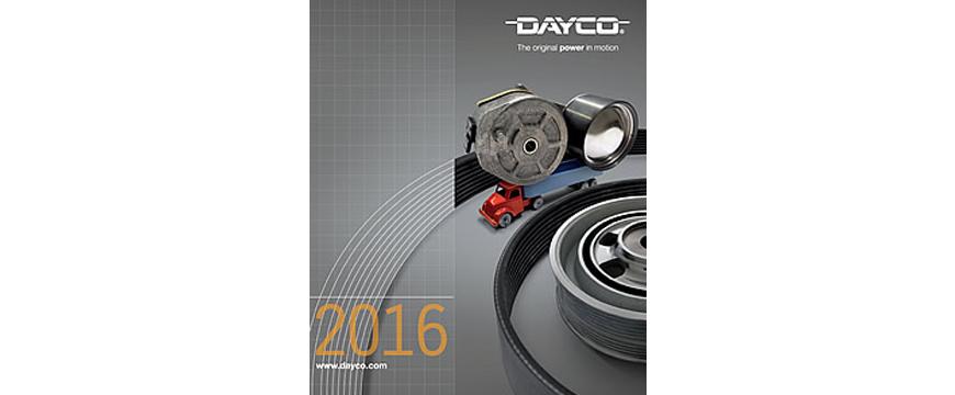 Dayco apresenta catálogo de pós-venda para pesados