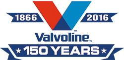 Valvoline-150-Years-Logo
