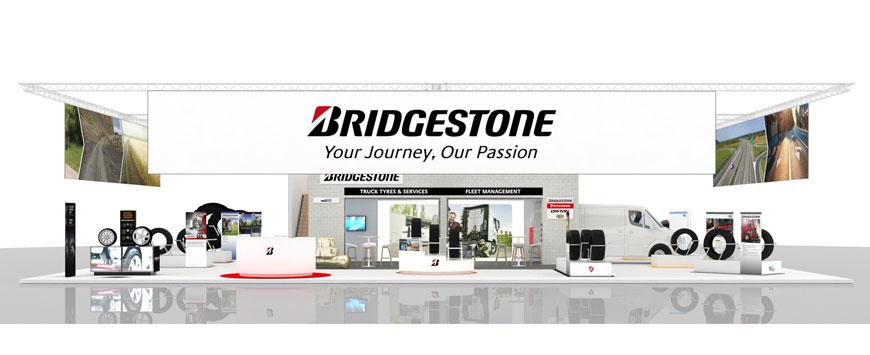 Bridgestone dinamiza o Total Tyre Care para pesados