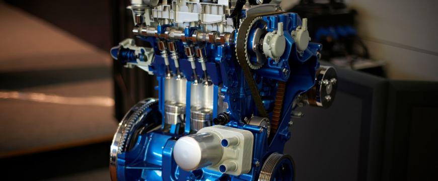 Motor EcoBoost da Ford