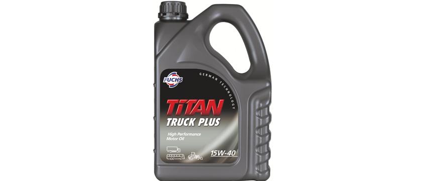 Fuchs Titan Plus